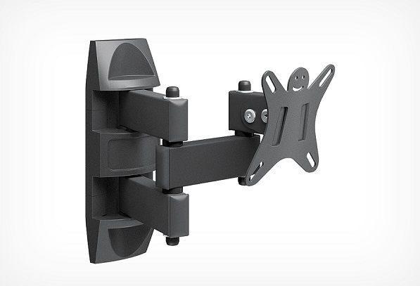 Кронштейн Tuarex OLIMP-407 black настенный для TV 26